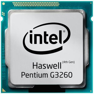 پردازنده مرکزي اينتل سري Haswell مدل Pentium G3260