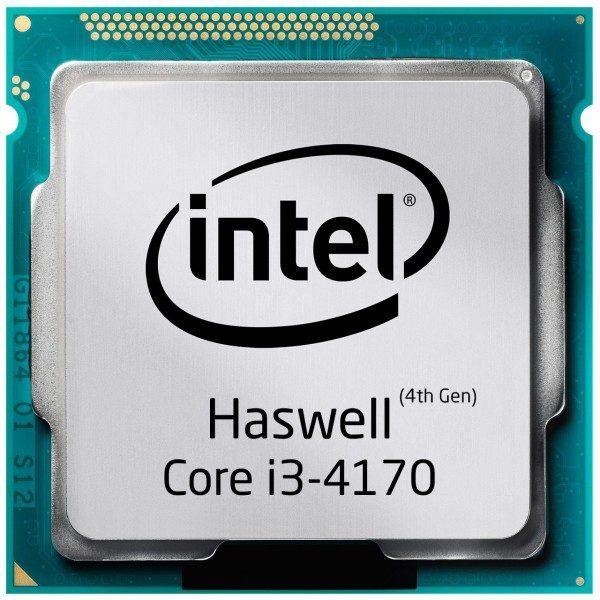 پردازنده مرکزي اينتل سري Haswell مدل Core i3-4170