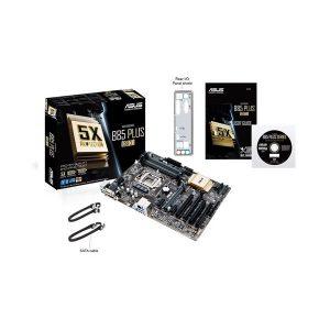 مادربرد ایسوس مدل ASUS B85-PLUS/USB 3.1