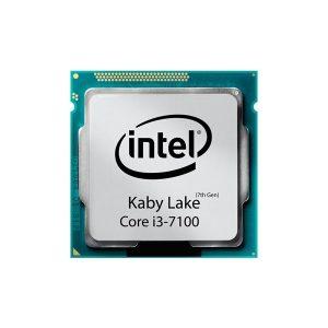 پردازنده مرکزي اينتل سري kaby lake مدل Core™ i3-7100