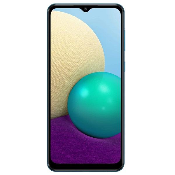 گوشی موبایل سامسونگ مدل Galaxy A02 SM-A022 ظرفیت 64 گیگابایت و رم 3 گیگابایت