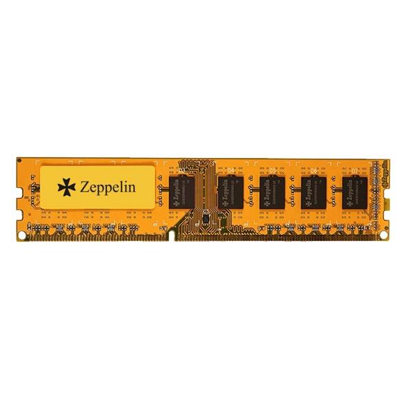 رم دسکتاپ DDR3 تک کاناله 1600 مگاهرتز زپلین ظرفیت 8 گیگابایت