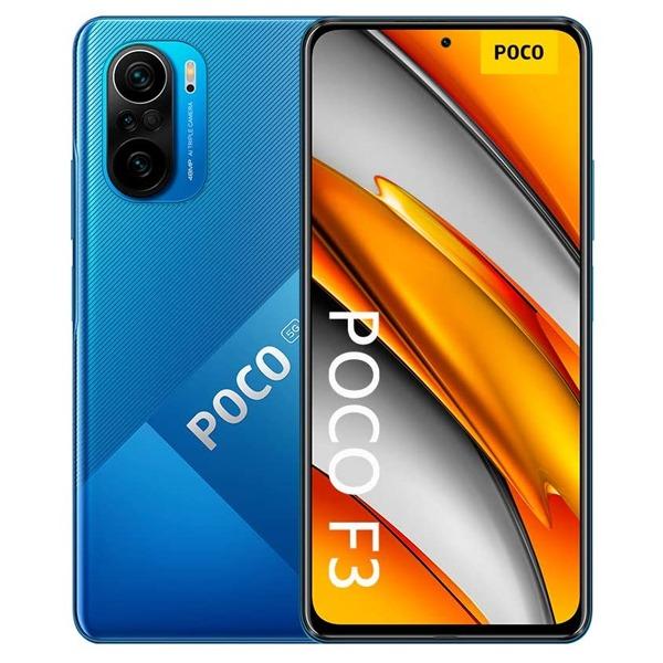 گوشی موبایل شیائومی مدل Xiaomi Poco F3 5G - حافظه 128 و رم 6